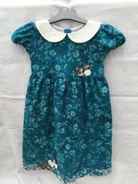 girls christmas dress size 5 girls party dress by mariesredesign