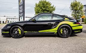 porsche 918 acid green porsche 911 turbo s edition 918 spyder by zr auto gtspirit