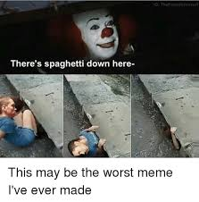 Funniest Memes Ever Made - there s spaghetti down here ig the funny introvert this may be the
