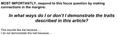 purposeful annotation a