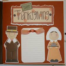turkey day treasures thanksgiving scrapbook layouts