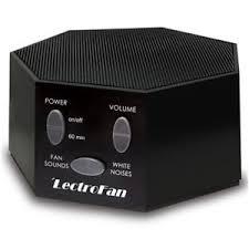 white noise fan sound lectrofan fan sound and white noise machine color options ebay