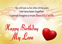 wife happy birthday wishes memes sms u0026 greeting ecard images