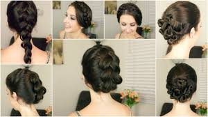 hairstyles when quick easy hairstyles for wet hair courtney lundquist youtube