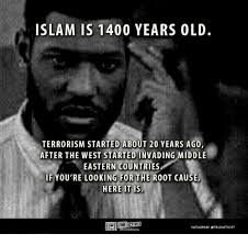 Islamic Memes - islam is 1400 years old terrorism started about 20 years ag0 after