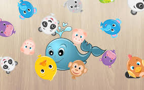 animals puzzle for kids android apps on google play