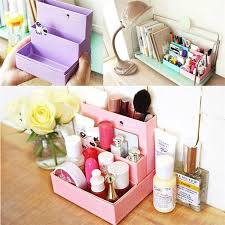 new high quality new pen holder desk decor stationery holder diy paper board storage box makeup cosmetic organizer aliexpress mobile