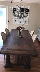dining room table turnover snd a blog by kayla pritchard