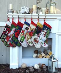 25 unique christmas stockings best cute diy ideas for holiday