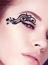 eye rock s eye tattoos would you wear them