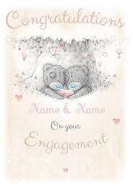 Congratulations On Engagement Card Unique Engagement Cards Special Designs All Engagement Cards
