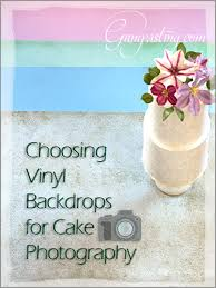 backdrops for selecting the best vinyl backdrops for cake photography