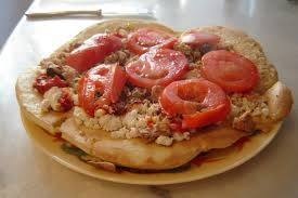 recette de cuisine sans four pizza à la poêle quand l italie sonne à la porte des sans four