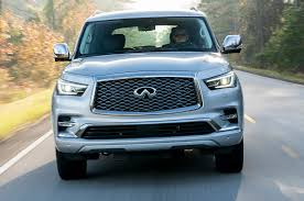 2016 infiniti qx60 first drive 2018 infiniti qx80 first drive same old but better looking car