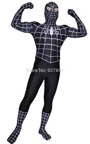 halloween costumes spiderman online get cheap black spiderman costumes aliexpress com