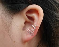 awesome cartilage earrings the 25 best cartilage stud ideas on cartilage