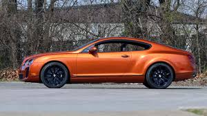 bentley blacked out 2010 bentley continental supersports s92 1 indy 2016