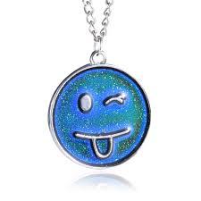 Promotion Color Mood Necklace Color Promotion Shop For Promotional Mood Necklace