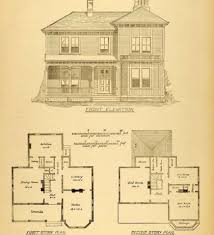 victorian style house plan 4 beds 45 baths 5250 sq ft plan 132