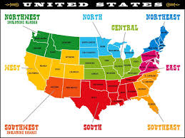 map us states regions us map us growing regions potatoes usa us map state map united