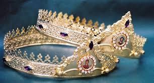 orthodox wedding crowns well now wedding crowns for royalty wedding ideas