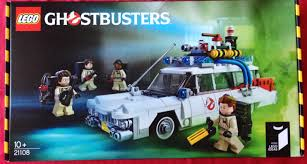 Lego Headquarters Lego Ghostbusters Firehouse Headquarters 75827 Official Release