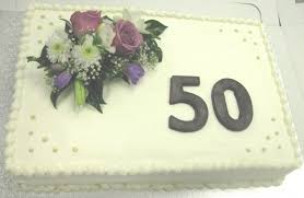 50th wedding anniversary cakes 50th wedding anniversary sheet cakes marifarthing