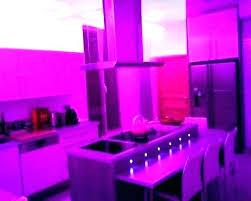 bande led cuisine ruban led cuisine re electrique installer bande led cuisine