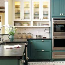 paint colors for kitchen cabinets with black appliances what color