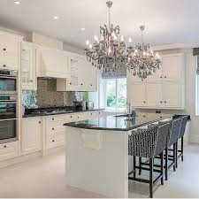 Chandeliers For Kitchen Amazing Of Chandeliers In Kitchens Islands 25 Best Ideas