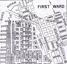 New Orleans 9th Ward Map by Brooklyn History Wards Former Borough Voting And Electoral