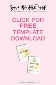 Save The Date Cards Free Three Free Microsoft Word Save The Date Templates Perfect For