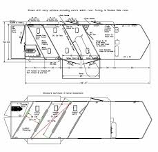 Horse Stall Floor Plans by Gooseneck 3 Horse Slant Load Trailers
