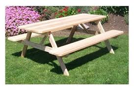 Picnic Table With Benches Wood Picnic Tables Wooden Park Picnic Tables Furniture Leisure