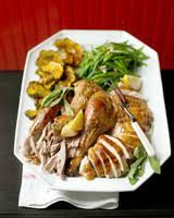 easy thanksgiving menus martha stewart