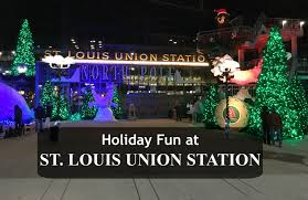 christmas activities in st louis union station hilton mom voyage