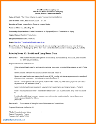 aging report template template for summary report unique post event summary report