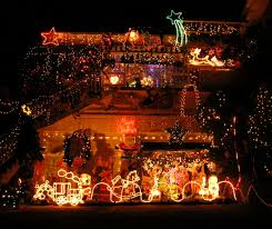 Lighted Christmas Window Decorations by Christmas Decorations Lights Christmas Decorations Lights