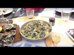 cuisiner des tellines recette spaghettis aux tellines à la languedocienne