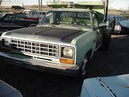 Dodge 3500 Truck - 1989 dodge ram 3500 dump truck