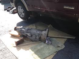 replacing 5r55s got a remanufactured unit ford explorer and