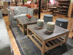 coffee tables mesmerizing adorable design of the grey stone tops