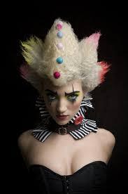Illamasqua Inspired Alter Ego Clown By Josephinejonesmua On