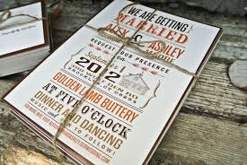 unique wedding invitation ideas rustic barn wedding invitations to your friends elite
