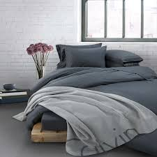 charcoal bedding modern cotton body bedding charcoal