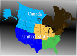 Canada Map Coloured by Spray Lining Find A Spray Bedliner Dealer