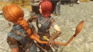 best hair mod for skyrim skyrim mod review 82 best hair mod ever ks hairdo hdt series