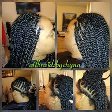 crochet braids atlanta ga box braid crochet perimeter done in singles done by chyna of