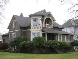 oregon house howard ashby frank durbin house salem oregon victorian
