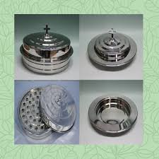 communion plates hot newl classic rushed dinner plates dishes stainless steel